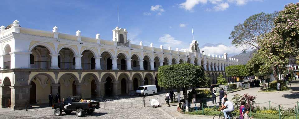 Palacio Antigua Guatemala