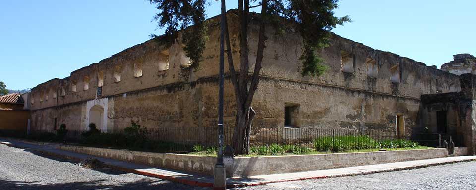Antigua Guatemala Ruins