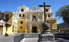 Tours Antigua Guatemala