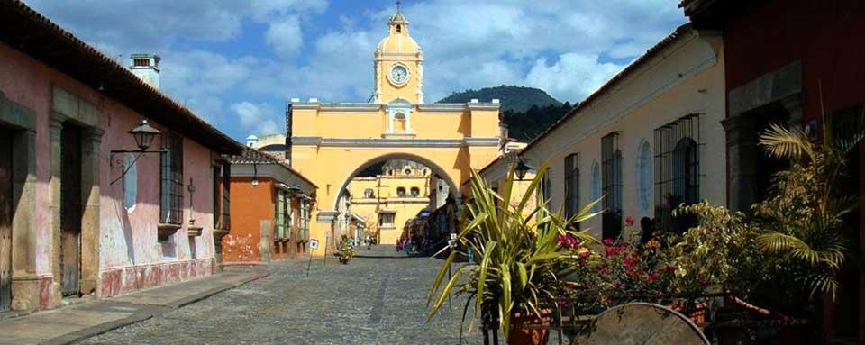 Tour Antigua Guatemala