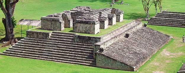 Tour Copán Ruines