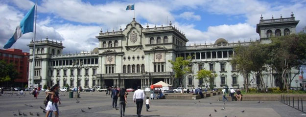 Tour Guatemala City
