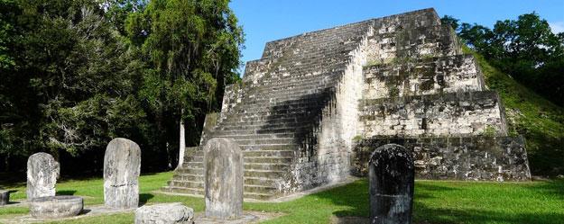 Tour Tikal 2 Días
