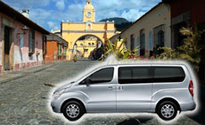Shuttle Antigua Guatemala
