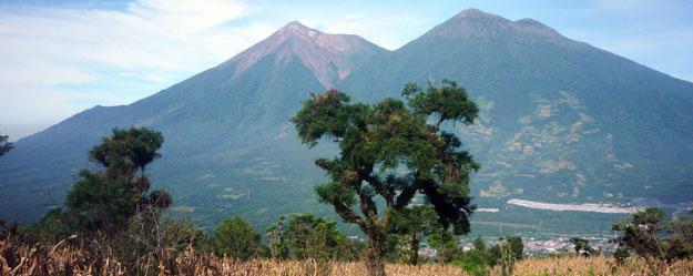 Tour Volcán Acatenango